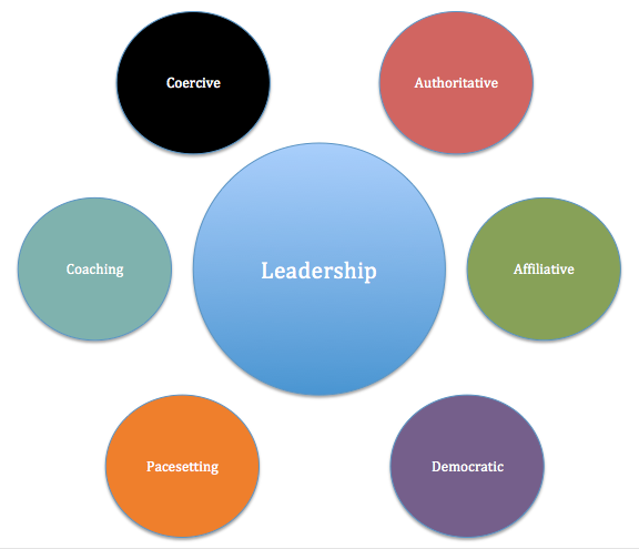 Six leadership styles